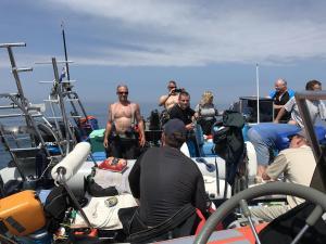 Noordzeeduik 2017