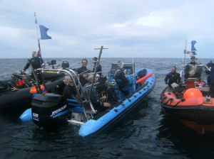 Noordzeeduik 2016
